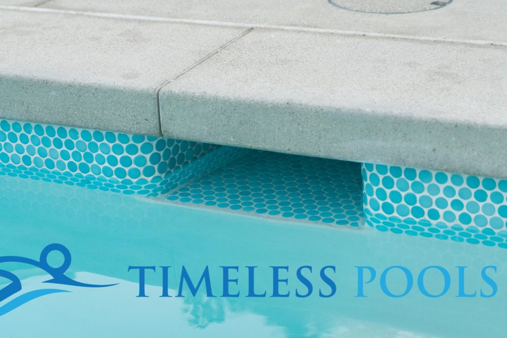 Timeless Pools loves attention to detail.
